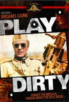 Грязная игра / Play Dirty (1968) HDTVRip 720p