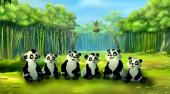 Смелый большой панда / Little Big Panda (2011) DVD5 + HDRip