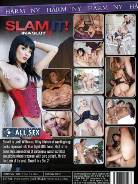 Slam It! In A Slut 2 / Оттрахай Ее! Шлюху 2 (Gazzman, Harmony)