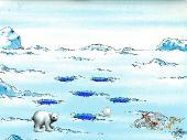Little Polar Bear and the Great Bear (PC/RUS)