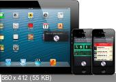 Original iOS 6 Beta 1 (10A5316k) для iPhone, iPod touch и iPad