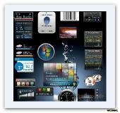 Сборник гаджетов для windows 7