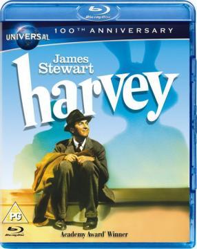 Харви / Harvey (1950) BDRip 720p