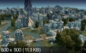 Anno 2070 Deluxe Edition + Deep Ocean (2012/RUS/RePack by R.G.Catalyst)
