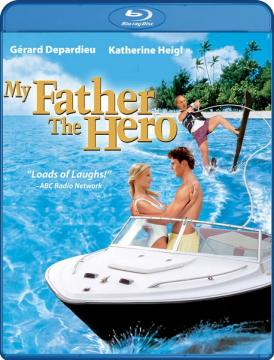 ��� ���� - ����� / My Father the Hero (1994) BDRemux 1080i