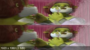 ���� 2 � 3� / Shrek 2 3D   ������������ ����������