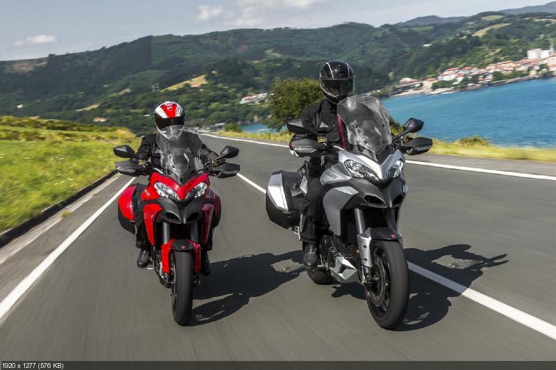 Ducati Multistrada 1200 S Touring (2013)