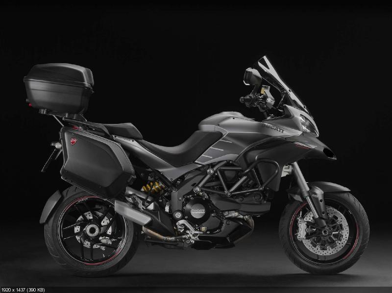 Ducati Multistrada 1200 S Grantourismo (2013)