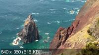 Азорские острова: Часть 1: Акулы, киты, манты / Azores: Sharks, Whales, Manta Rays (2011) BDRip-AVC
