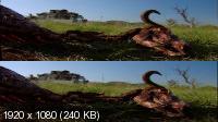 Белый лев 3D / White Lion 3D (2010) BDRip 1080p