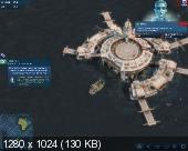 Anno 2070 Deluxe Edition + 9 DLC + Addon Deep Ocean (2013/RUS/PC/Repack Catalyst/WinAll)