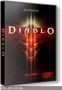 Diablo III Blizzard Entertainment (RUS/L2012)