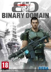 Binary Domain v.1.0u2 + 2 DLC (2012/RUS/ENG/Repack by Fenixx)