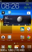 Прошивки Android ICS 4.0.3 / 4.0.4  для Samsung Galaxy Note N7000 (Оф + Кастом)