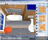 Кафель 6.0 PROF+RENDER (Расчет кафельных покрытий ver.6 MUI Pro + Render Pov-Ray)