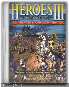 Heroes of Might and Magic III - WoG Classic Edition HD (2011/RUS)