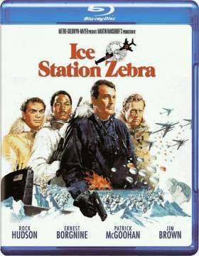Полярная станция «Зебра» / Ice Station Zebra (1968) BDRemux 1080p