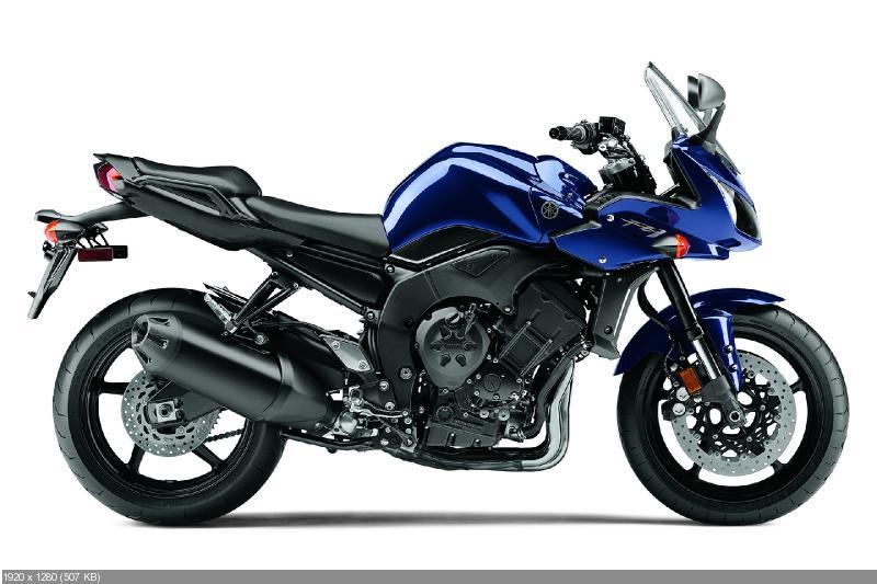 Мотоцикл Yamaha FZ1 2013