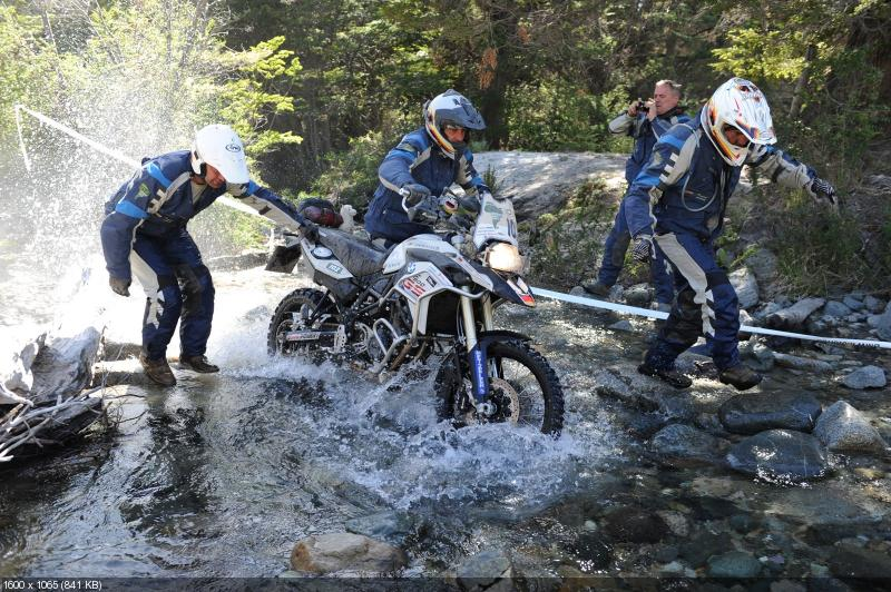 BMW GS Trophy 2012 - день 3