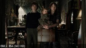 Лемони Сникет: 33 несчастья / Lemony Snicket`s A Series of Unfortunate Events (2004) HDRip от Scarabey
