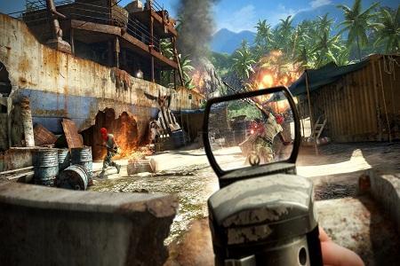 Far Cry 3 ( Ubisoft Entertainment, RUS/ENG [L] 2012 )