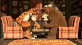 Маша и Медведь: Ход конем, Хит сезона (28,29 серии) (2012) DVDRip