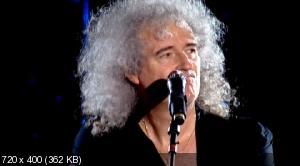 Благотворительный концерт Элтона Джона и группы Queen против СПИДа (2012) SATRip