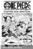 One Piece volume 23 chapter 206-216