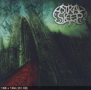 Astral Sleep - Visions (2012)