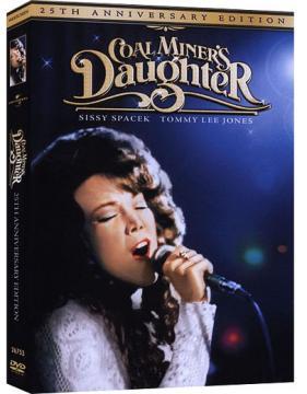 Дочь шахтера / Coal Miners Daughter (1980) HDTVRip 720p
