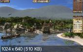 Port Royale 3: Pirates & Merchants - Steam Edition DLC+Update (2012/ENG/PC/Win All)